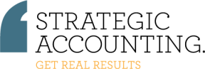 Strategic Accounting logo